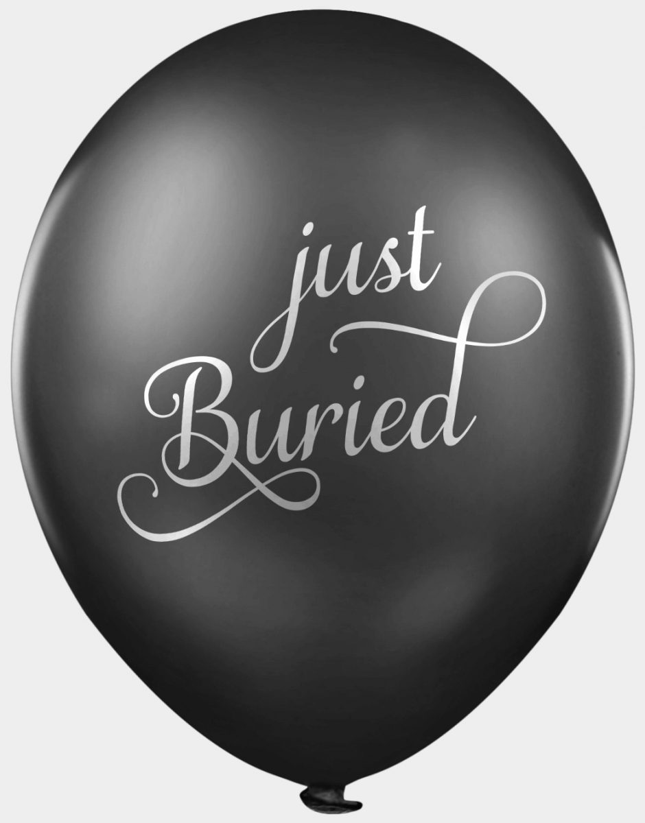Offensive balloons - just buried